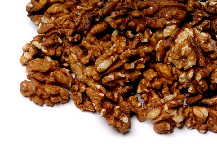 A0KRAT Pile of walnuts. Image shot 10/2006. Exact date unknown.