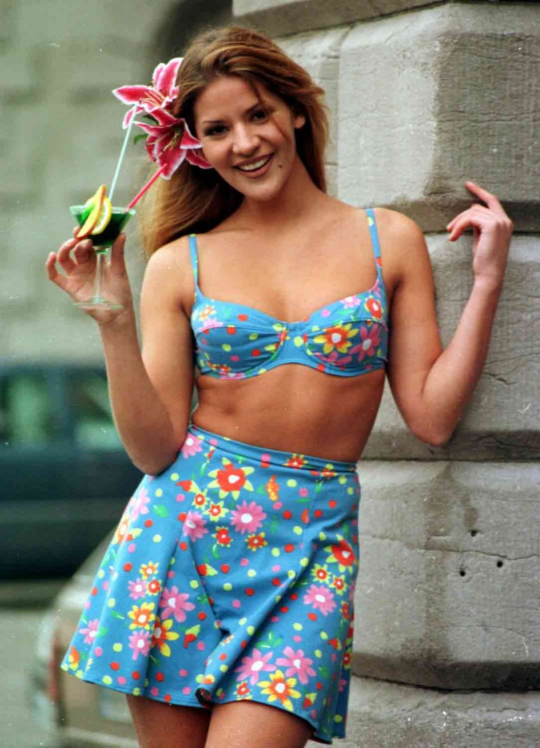 The Evolution Of Amanda Byram In Pictures