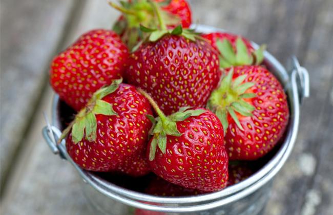 Irish Strawberry Shortcakes