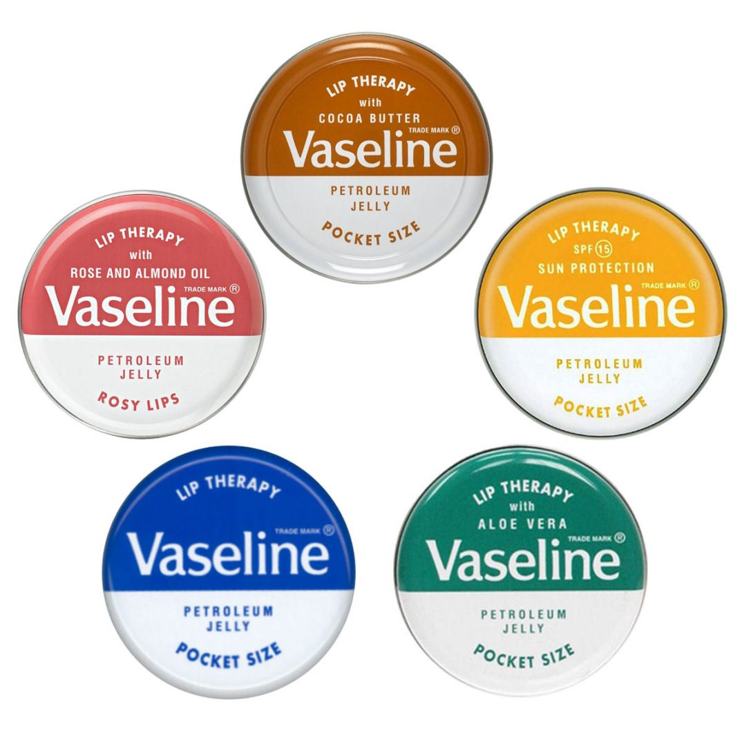 Keep your brows Cara style groomed with Vaseline