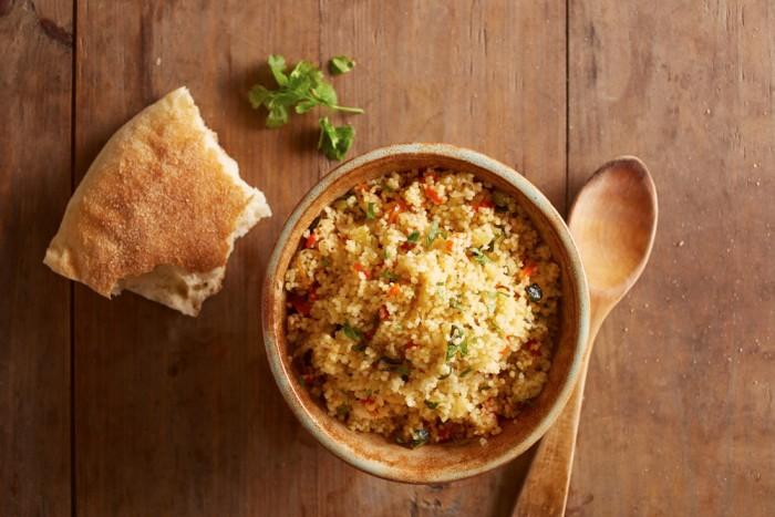 Moroccan fusion feast