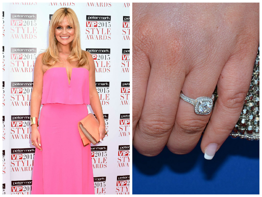 Celebrity Engagement Rings: A Look At Irish Brides