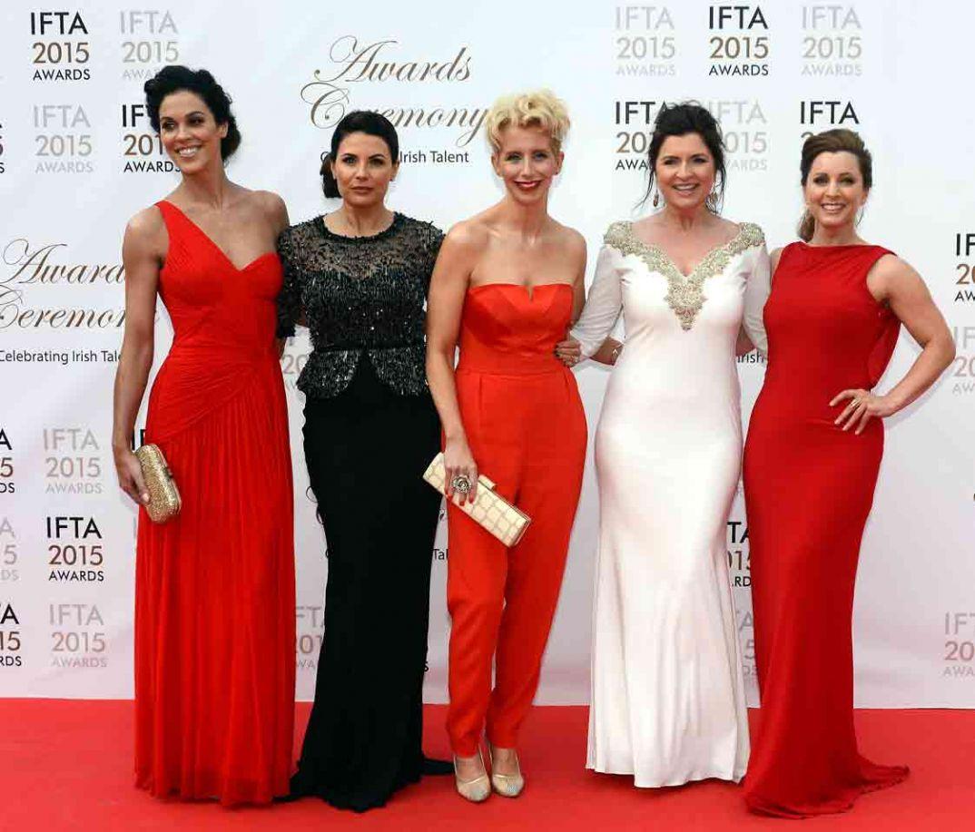 Some of TV3's leading ladies
