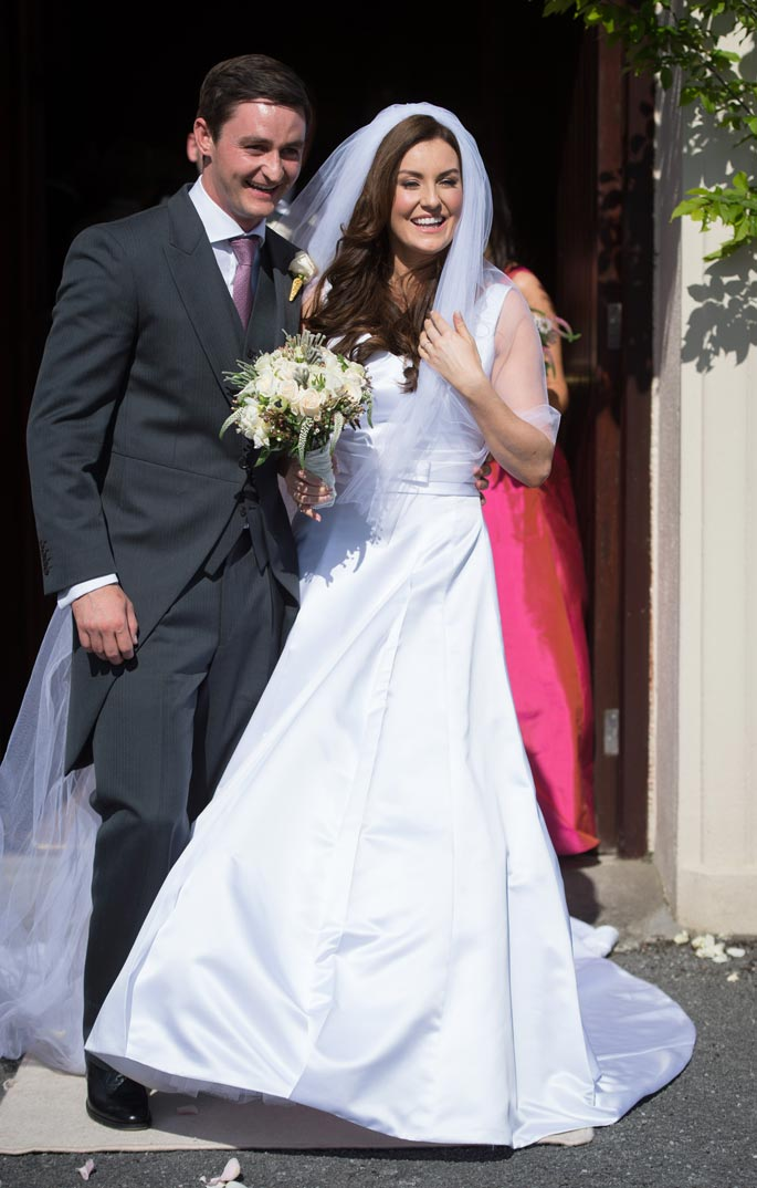 Peter Stringer Wedding