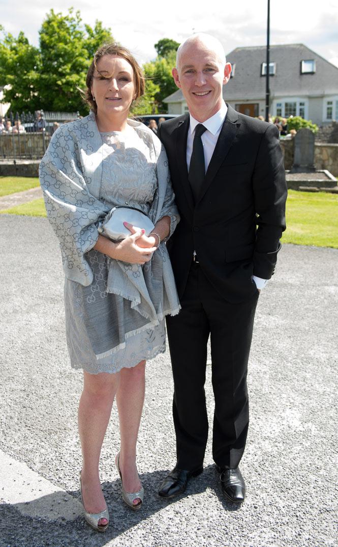 Ray darcy wedding
