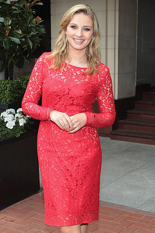 Anna Daly TV3 Weekend