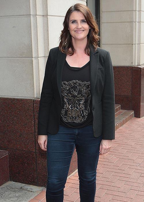 Former BB star Anna Nolan Pic: File