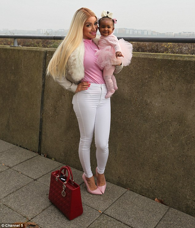 Real Weddings North East: London Mum Spends FORTUNE To Look Like Kim K And North
