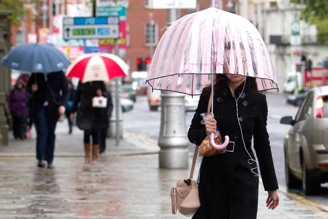 weather forecast weekend on the way
