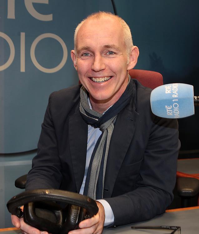 Derek Mooney Saturday Radio