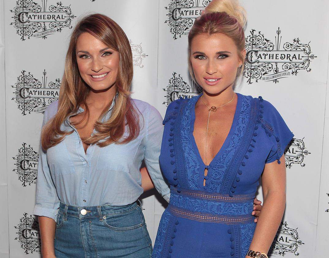 Sam Faiers and Billie Faiers considered Dave as their father. Pic: File