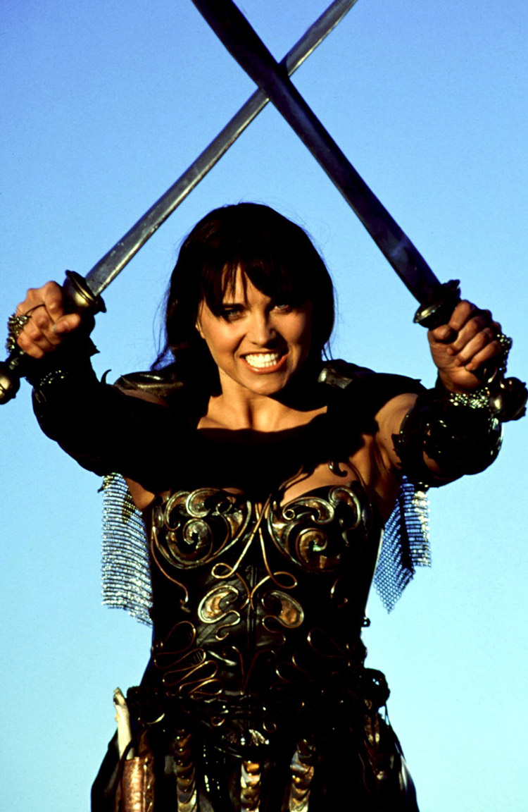 20 Things You Never Knew About Xena At 20