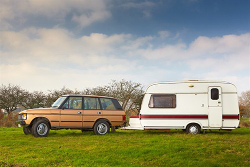 Your caravan looked really shiny and new in the brochure...