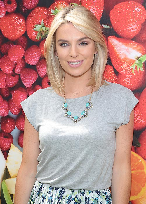 Pippa OConnor Make Up