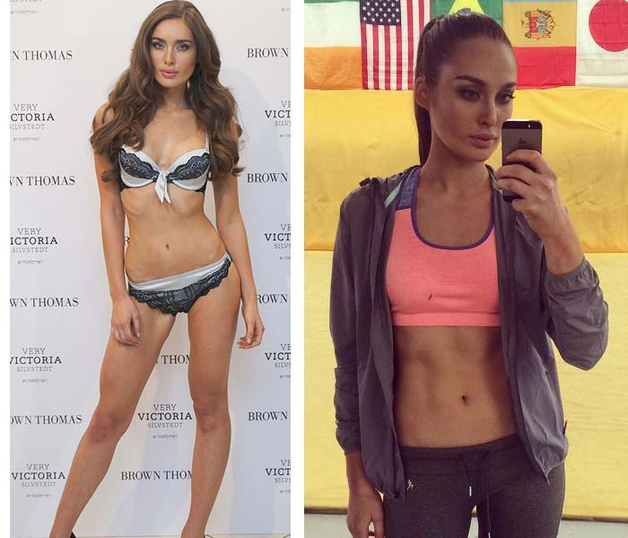 Irish Celebrity Body Transformations -- Strong IS The New ...
