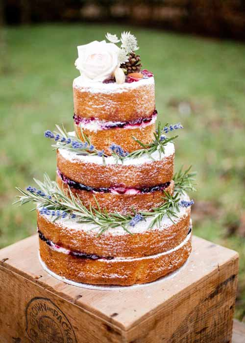 Cake Decor Without Icing : These top 12 wedding cake trends for 2016 look too good to ...