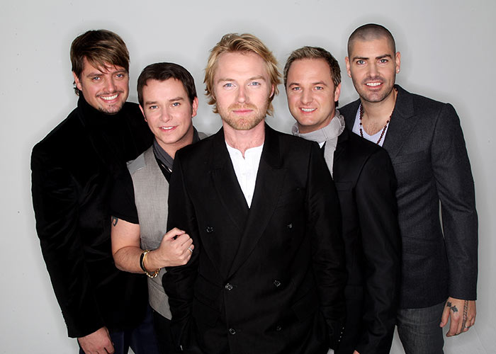 Boyzone burst to life in 1993 under the management of Louis Walsh