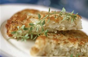 Homemade Irish Potato Cakes