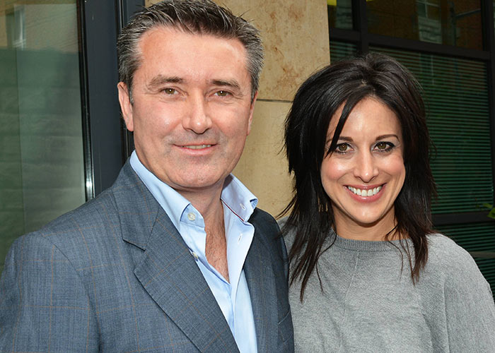 Martin and Lucy are the more familiar hosts of the Seven O'Clock Show Pic: TV3