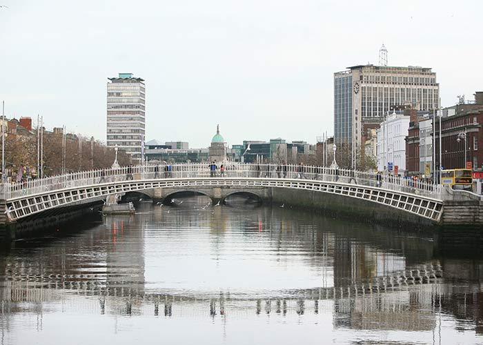 The River Liffey. Pic: File