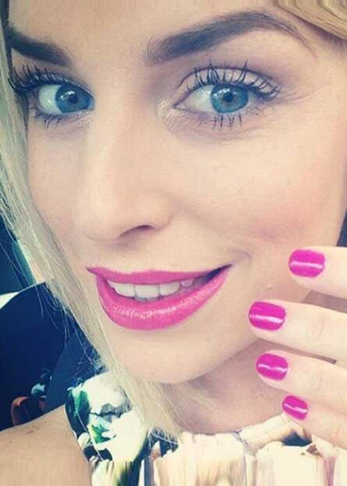 Pippa O'Connor is a client
