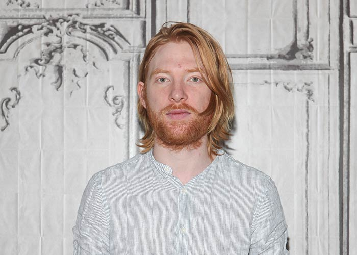 Domhnall is set to become the biggests Irish Actor ever. Pic: File