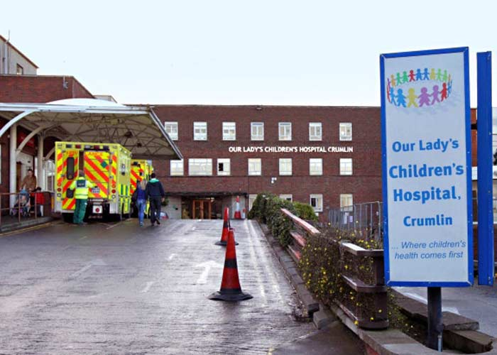 Sick Girls Mother Forced To Move Near Hospital In Crumlin