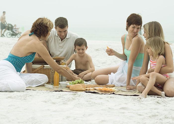Family Holiday In Ireland