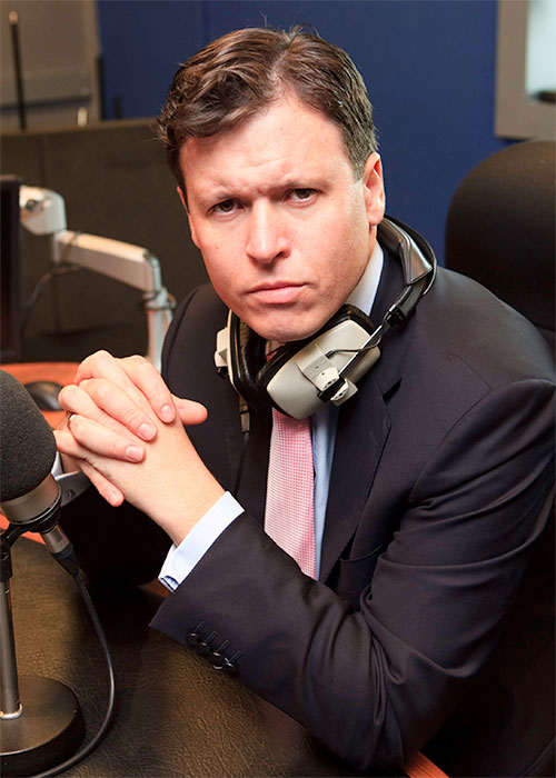 Anton Savage Pic: Today FM