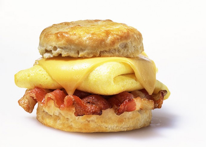Breakfast Sandwiches To-Go