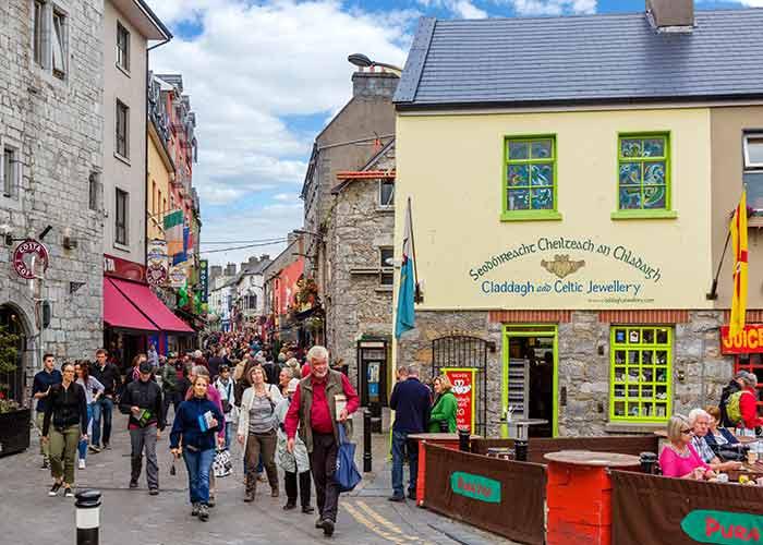 Friendliest cities in the World Ireland