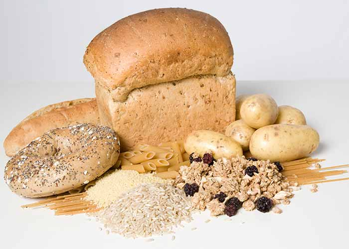 Switch to whole grains Pic: Alamy