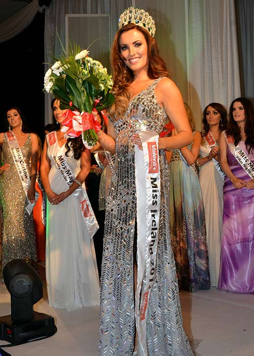 Miss Ireland Bikini
