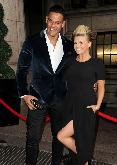 Kerry split from George Kay last year after he allegedly assaulted her Pic: