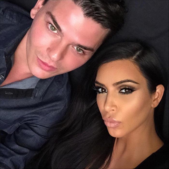 Pic: Kim Kardashian / Instagram