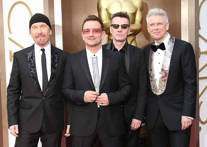 U2 amassed a huge cash pile last year