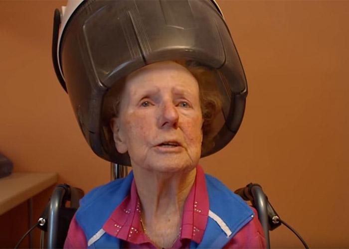 Una Reid, 100, from Carlow
