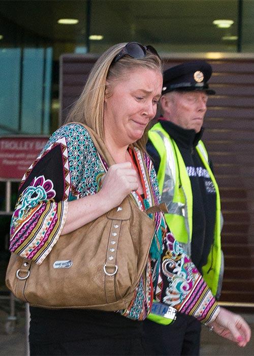 Aisling returned to Ireland in September 2015.
