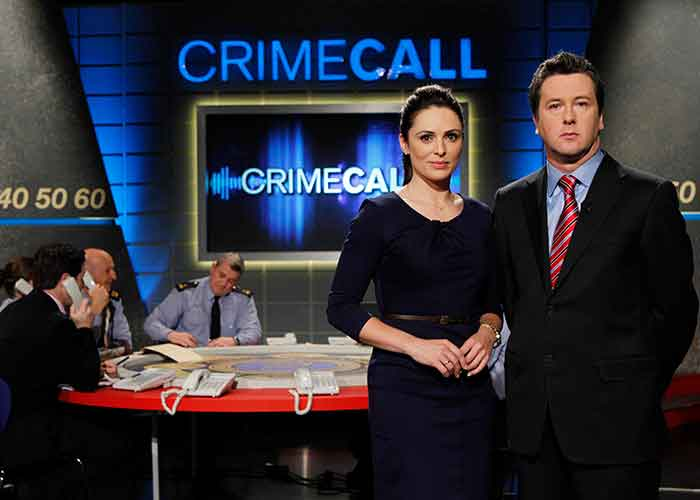 Grainne and Phlip will not be return for the new season of Crimecall. Pic: RTE