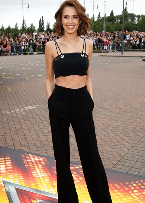 Cheryl earned an extra £1 million last year through 'performing arts'