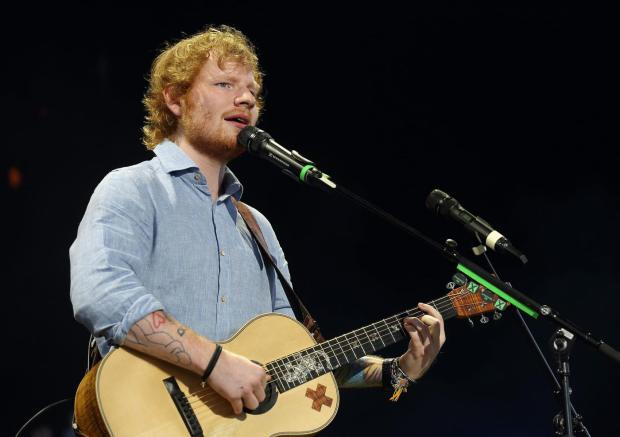 Ed Sheeran is arguably the most famous musical redhead in the world!