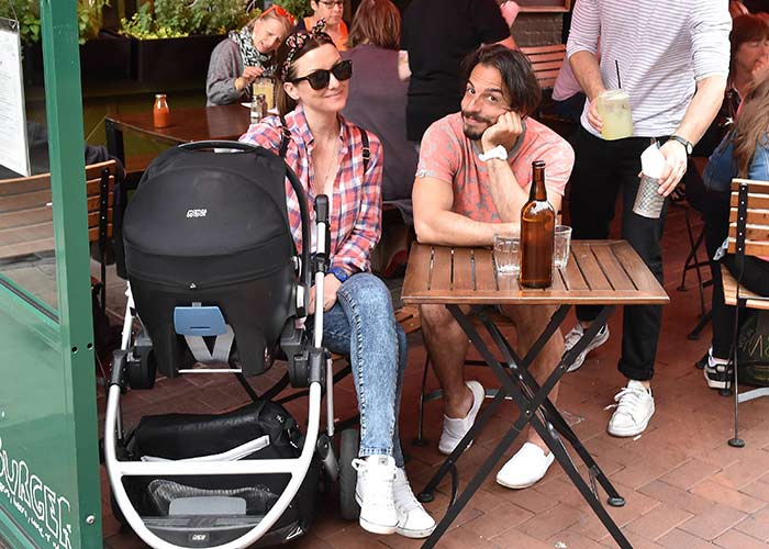 Jennifer Maguire Baby Florence