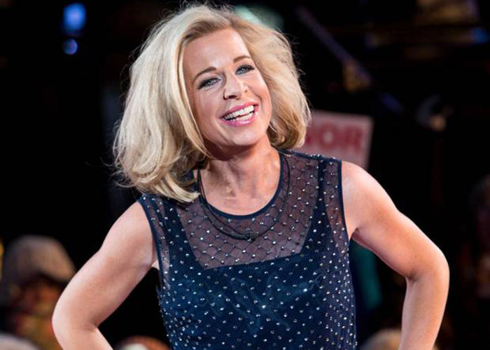 Katie Hopkins claimed tragic photo was 'staged'