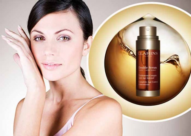 Image result for Clarins Double Serum