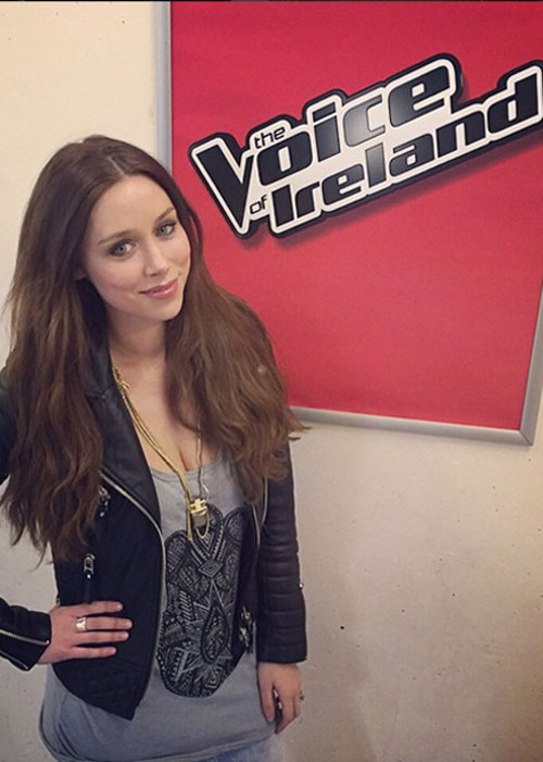 Una's contestant won The Voice last year