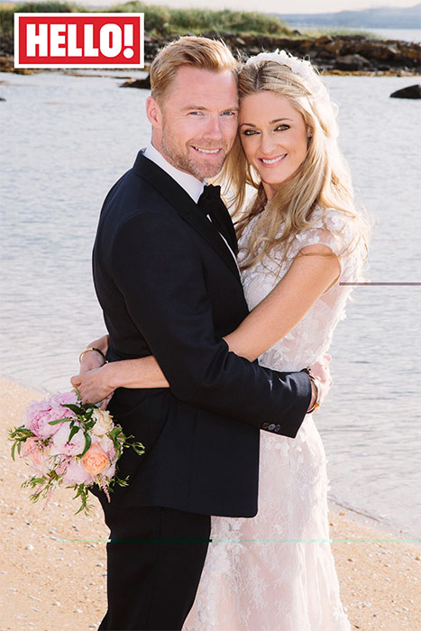 Storm And Ronan Keating Baby Plans