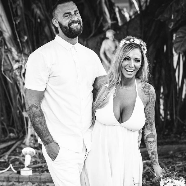 By The Way Jodie Marsh Got Married