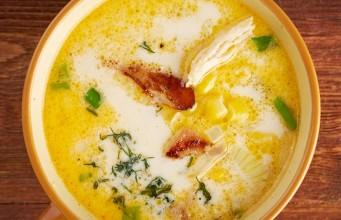 Chicken Chowder with Corn