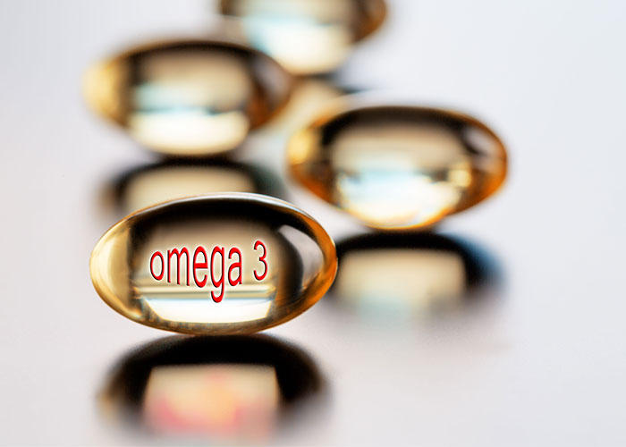 Foods for a Healthy Smile, Omega-3