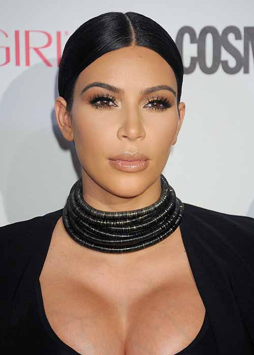 Kim K has admitted to Botox in the past